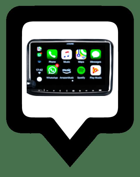 Tablet en nuestros AIXAM - Madrid Sur